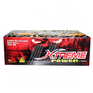 Xtrem Power Spin