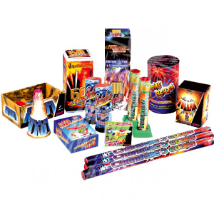 Assortiment Fire pack