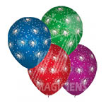 Ballons feu d'artifice x 100