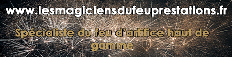 prestations feu artifice